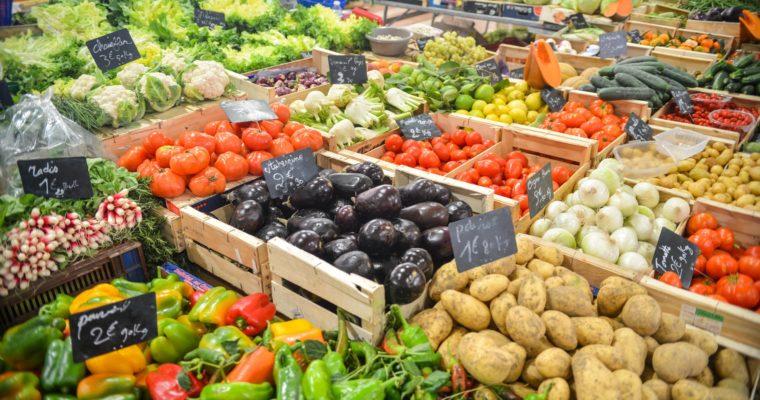 Hoeveel porties groente moet je eten?