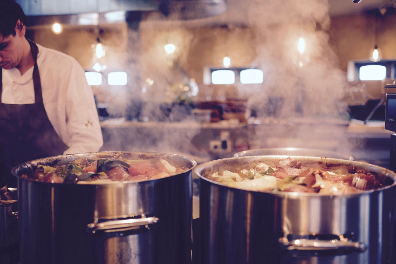 Horeca apparatuur voor restaurants