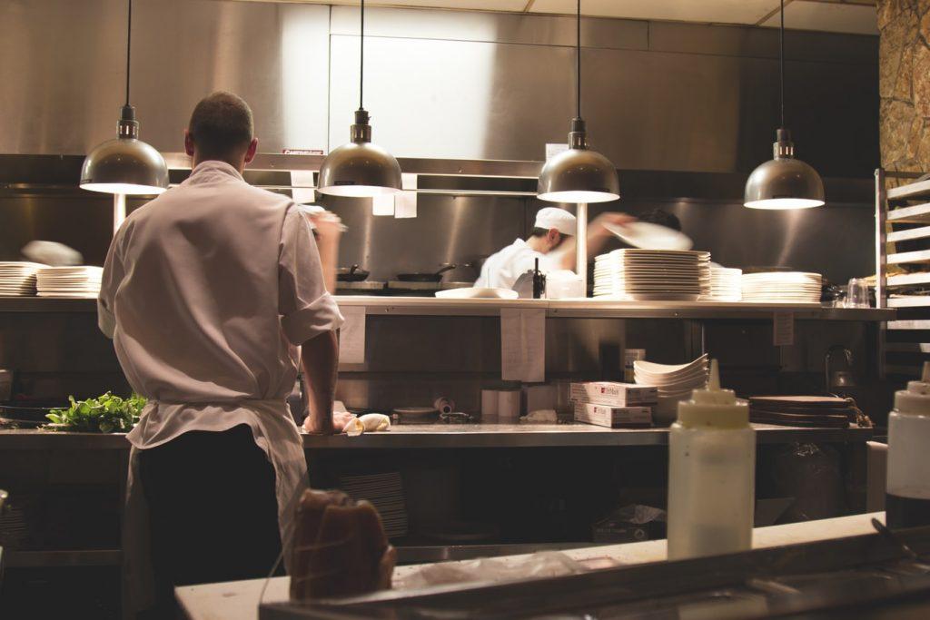keuken apparatuur horeca