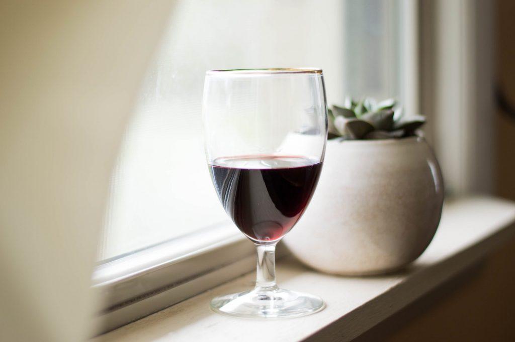 Armeense rode wijn